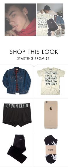 """""""– mason's outfit of the day"""" by peachybabes ❤ liked on Polyvore featuring Wrangler, adidas, Calvin Klein Underwear, sass & bide and Converse"""