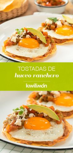 How to Make French Toast - Oh Sweet Basil Mexican Dessert Recipes, Breakfast Recipes, Festina, Make French Toast, Huevos Rancheros, Caprese Salad Recipe, Cooking Recipes, Healthy Recipes, Food Humor