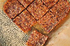 - Date and Oat Squares (gluten free, vegan, dairy free, egg free, sugarfree)