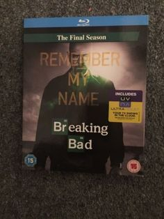 Breaking bad - the #final season #(blu-ray, #2013, 2-disc set),  View more on the LINK: http://www.zeppy.io/product/gb/2/192091035598/