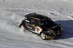 Adrien Tambay reminding us to check our winter tyres :) #tropheeandros #audia1 #autovideoreview #cars #auto #instacars