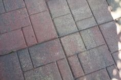 How to Lay a Brick Paver Patio or Path - Sand and Sisal Outdoor Pavers, Brick Paver Patio, Concrete Pavers, Stamped Concrete, Diy Patio, Backyard Patio, Backyard Ideas, Paver Sidewalk, Deck Landscaping