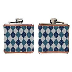 Our Preppy Argyle needlepoint flask, is the perfect gift idea for yourself, bridesmaids or for your groomsmen! Free Monogram, Needlepoint Designs, Groomsman Gifts, Flasks, Design Your Own, Groomsmen, Preppy, Bridesmaids, Custom Design