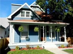 Fountain Square Historic District Homes for Sale in Indianapolis