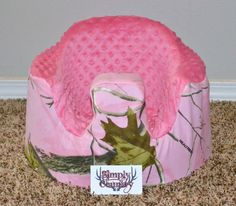 Pink Realtree Camo Baby Bumbo Seat Cover $40.00
