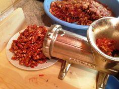 Mlýnek na maso Chili, Soup, Beef, Meat, Chile, Soups, Chilis, Steak
