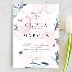 Sale alert! Bride on a budget? Get up to 25% off wedding invitations from Minted right now by using our special code: FEBWED18 LIMITED TIME ONLY! DON'T WAIT!