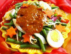 Surinam Food - Petjel Trafasie- where is that cook book?