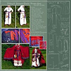Viking outfit project cont. by =zorm on deviantART
