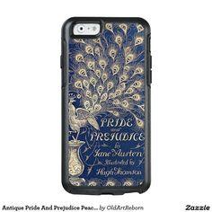 Antique Pride And Prejudice Peacock Edition OtterBox iPhone 6/6s Case