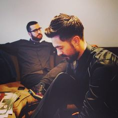 bastille grammys interview