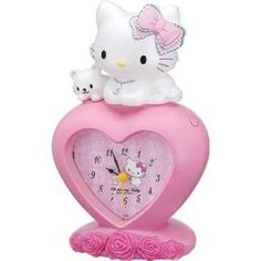 I found 'Charmy Kitty - Illumination Alarm Clock R09' on Wish, check it out!