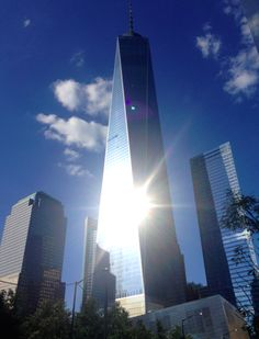 DID YOU KNOW? | 1WTC stands at 1,776 feet, a direct reference to the year the Declaration of Independence was signed.