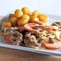 Recept - Romige Provençaalse runderreepjes - Allerhande Heerlijk!