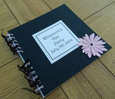 Hey, I found this really awesome Etsy listing at https://www.etsy.com/listing/192574331/personalised-guest-book-birthday-party