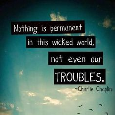Recovery teaches us that we can overcome our troubles.