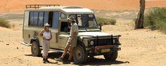 Kulala Desert Lodge - A Luxury Safari Camp in Sossusvlei