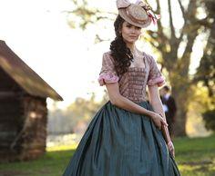 1864 Katherine Pierce ( Nina Dobrev -  Vampire Diaries)