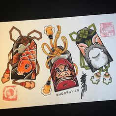 Japanese Tattoos 658229301769627141 - thank you so much Stefaniia for getting this little omamori ♥️ I would love to do more little japanese designs Source by Japanese Drawings, Japanese Tattoo Art, Japanese Tattoo Designs, Japanese Sleeve Tattoos, Japanese Design, Japanese Art, Mini Tattoos, Body Art Tattoos, Small Tattoos