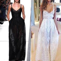2014 Sexy Women Summer Boho Long Lace Evening Party Prom Dress Ladies Maxi Skirt | eBay