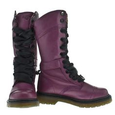 Women's Purple Dr Martens Triumph Floral--these would make my life