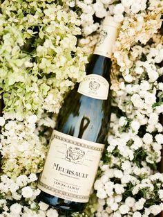 Modern European Beach Wedding Inspiration #champagne #weddingdetails