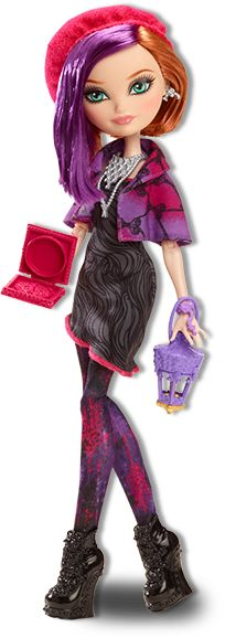 Ever After High - Through The Woods Quiz