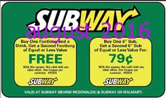 Subway Coupons Ends of Coupon Promo Codes MAY 2020 ! Is a of it's but It private Subway operator selling over 2019 in is restaurant, . Cigarette Coupons Free Printable, Free Printable Coupons, Free Printables, Dollar General Couponing, Coupons For Boyfriend, Love Coupons, Grocery Coupons, Extreme Couponing, Coupon Organization