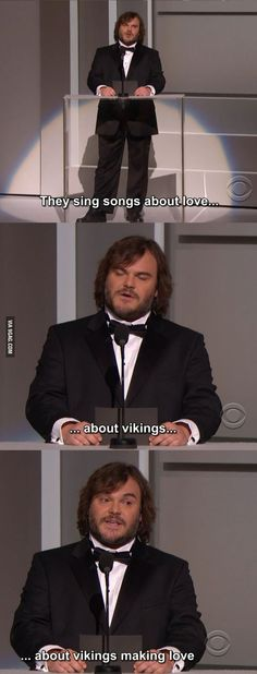 Jack Black on Led Zeppelin