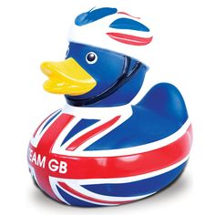 London 2012 Team GB Olympic Cycling duck