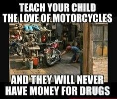 Motorcycle Memes, Biker Quotes, or Rules of the Road - they are what they are. A Biker& way of life. Easy Rider, Low Rider, Harley Davidson Motorcycles, Custom Motorcycles, Victory Motorcycles, Custom Baggers, Indian Motorcycles, Custom Bikes, Motorcycle Memes