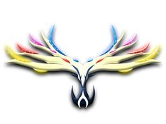 xerneas by darkheroic.deviantart.com on @deviantART