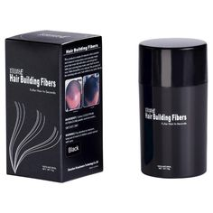 Hair Building Fibers - Best Keratin Hair Fibers Instantly Thickens Thinning Hair for Men and Women - Natural Hair Loss Concealer (Brown) Hair Loss Pills, Anti Hair Loss, Reverse Hair Loss, Root Touch Up, Keratin Hair, Fuller Hair, Hair Loss Remedies, Prevent Hair Loss, Concealer