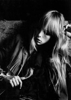 Edie Campbell - Saint Laurent Paris.