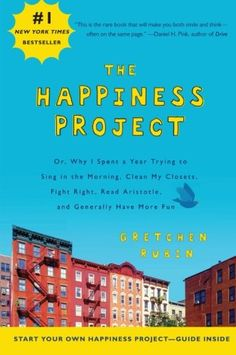 The Happiness Project: Or, Why I Spent a Year Trying to Sing in the Morning, Clean My Closets, Fight Right, Read Aristotle, and Generally Have More Fun by Gretchen Rubin http://www.amazon.com/dp/006158326X/ref=cm_sw_r_pi_dp_rrAGvb0EPXDEB
