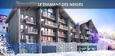 Le Diamant des Neiges : résidence de vacances à Plagne 1800
