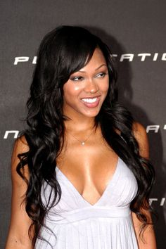 25 Hottest Photos of Meagan Good On The Internet | CelebrityHack