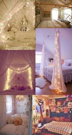 DIY Room Decorations | 20 DIY Christmas Bedroom Decor Ideas for Teen Girls