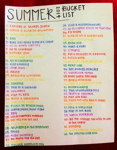 Summer bucket list Summer bucket list you glad it's almost summer printable tag you glad it's summer printable you glad it's summer printable tags printables printables for preschoolers printables free Summer Bucket List For Teens, Summer Fun List, Happy Summer, Teen Bucket List, Summer Diy, Herbst Bucket List, Packing List Beach, Videos Photos, Things To Do When Bored