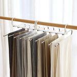 Multi-Functional Pants Rack – Best Price on Bizzoby – pants hangers closet