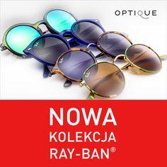 Co powiecie na nowe #okulary? #Optique #rayban