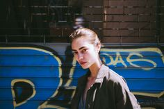 Marine Deleeuw Brooklyn 2015 Photography by Michael Dumler Leica M240