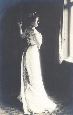 Großfürstin Victoria Melita von Russland, nee Princess of Edingburg | Flickr - Photo Sharing!
