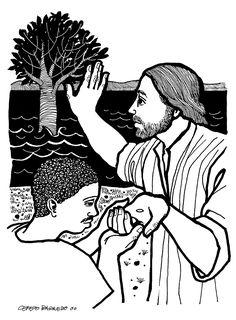 Evangelio según san Lucas (17,5-10), del domingo, 2 de octubre de 2016