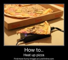 #Heating #Up #The #Pizza #Funny