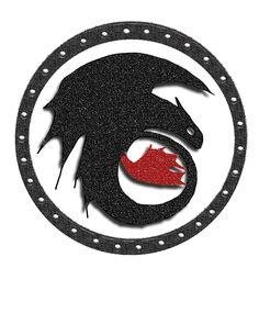 Night fury An awesome dragon tatoo!! Yay Toothless