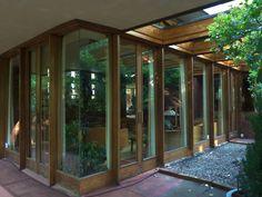 Living room windows, Samara, West Lafayette Indiana | by Steve Hoge