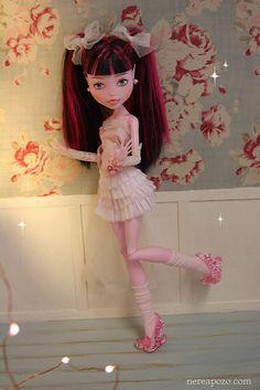 ROSE LAURA (Ooak custom high doll) | Flickr - Photo Sharing!