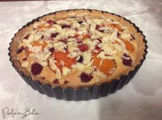 Apricot and Raspberry Tart