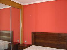 Dormitorio principal. Reforma vivienda. Leganés (Madrid).